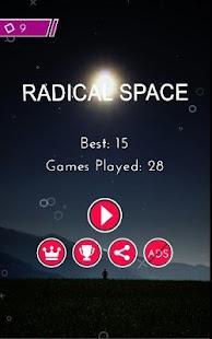 Radical Space - náhled