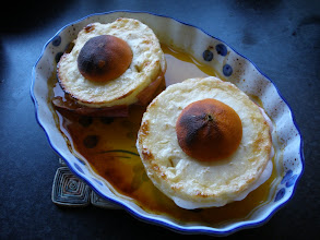 Photo: Mandarin roasted apples after roasting