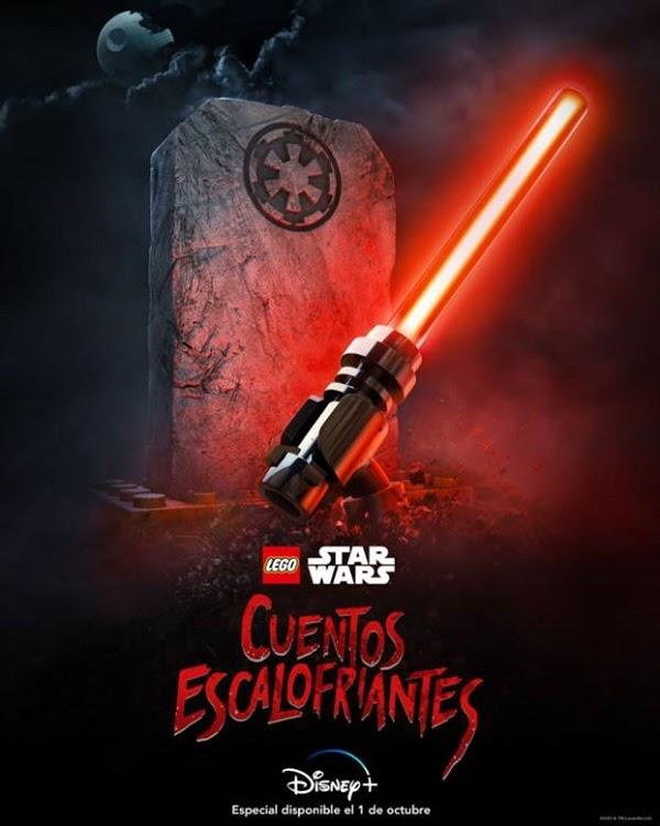 LEGO Star Wars: Cuentos escalofriantes
