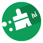 Hi Phone Cleaner Icon