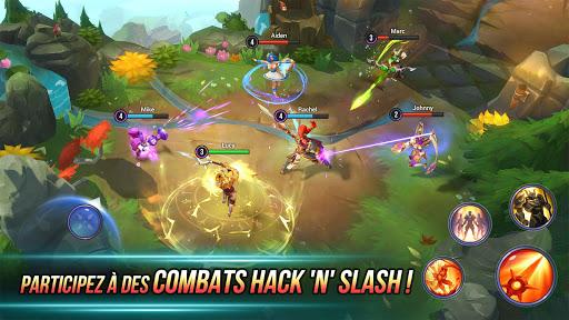 Dungeon Hunter Champions: De l'Action RPG en ligne astuce APK MOD capture d'écran 1