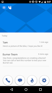 Burner - Smart Phone Numbers- screenshot thumbnail