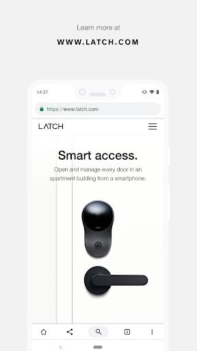Latch screenshot 5