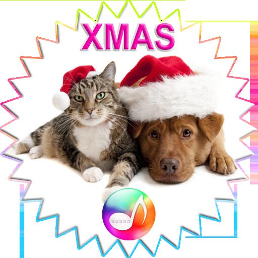 Christmas Animals Ringtones Icon