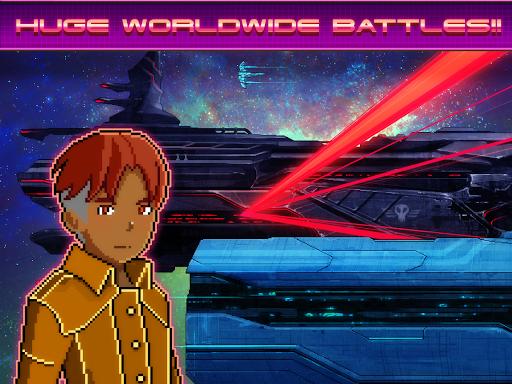 Download Pixel Starshipsu2122 : Hyperspace MOD APK 10