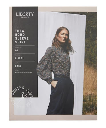 Thea Boho Sleeve Shirt