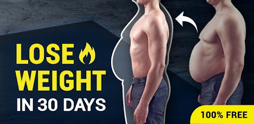Lose Weight and Burn Belly Fat at home with workout for men in 30 days.
