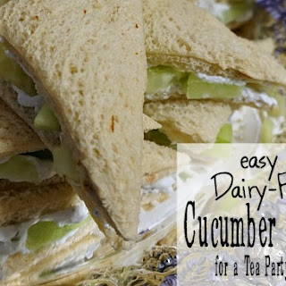 Dairy Free Sandwiches Recipes.