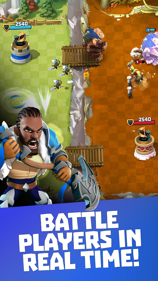 Castle Creeps Battle (Unreleased)- screenshot
