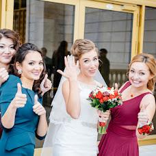 Wedding photographer Vladimir Livarskiy (vladimir190887). Photo of 29.10.2015