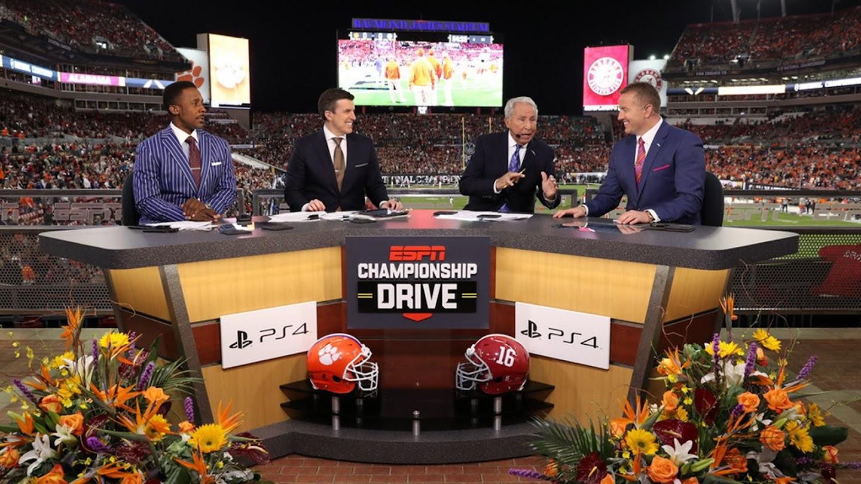 Watch Championship Drive live