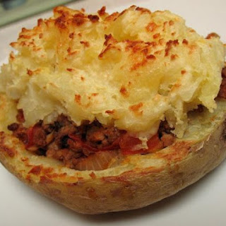 Turkey Shepherd Potato Pie