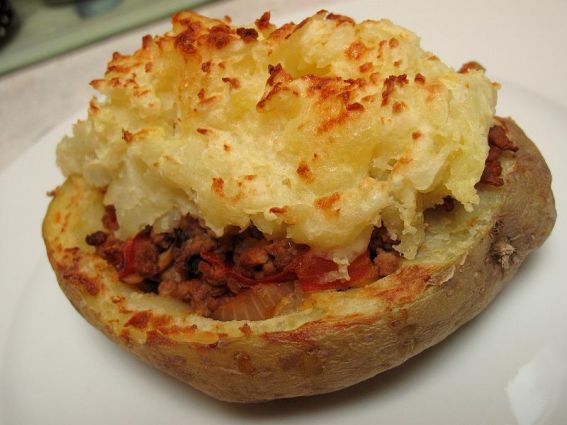 Turkey Shepherd Potato Pie Recipe
