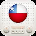 Chile AM FM Radios Free icon