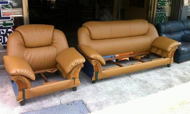 沙發車縫線