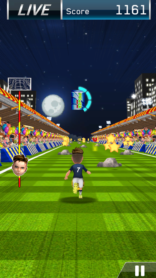 Crossy Strikers- screenshot