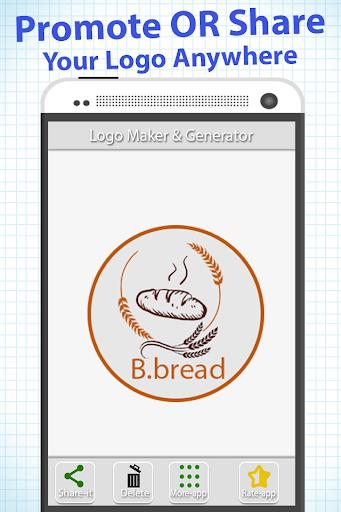Logo Maker - Logo Creator, Generator & Designer 1.0.1 screenshots 7