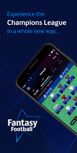 UEFA Champions League Games – ft. Fantasy Football 6.0.0 screenshots 1