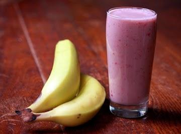 Bananaberry Freeze Recipe