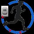 Pedometer Fitness Helper icon