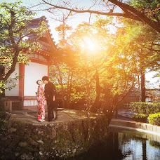 Wedding photographer Zhicheng Xiao (xiaovision). Photo of 05.01.2018