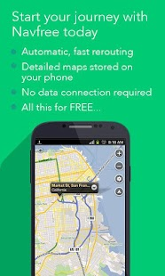 Navfree GPS World- screenshot thumbnail