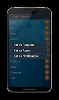 Screenshot of One Ringtones Top Music