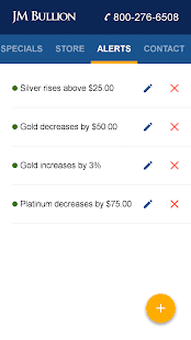 Gold & Silver Spot Price- screenshot thumbnail