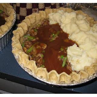 Savory Pie.