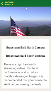 Chattahoochee-Oconee Forests- screenshot thumbnail