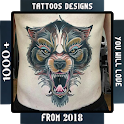 1000+ Tattoos Designs And Tattoos Ideas 2019 icon