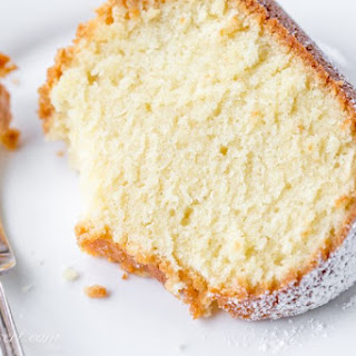 Perfect Every Time - Almond Pound Cake