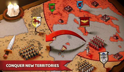 Grow Empire: Rome  screenshots 19