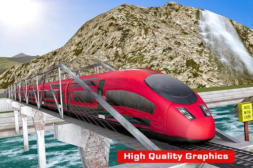 Super Bullet Train: Train Stunt Driving 2020 cheat hacks