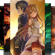 Sword Art Online Wallpaper APK for Bluestacks
