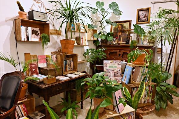 迪化街咖啡廳:草原派対像是在森林裡喝咖啡吃蛋糕-捷運大橋頭站、北門站