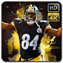 Antonio Brown Wallpaper HD 4K APK icon