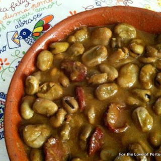 Fava Bean Stew Recipe