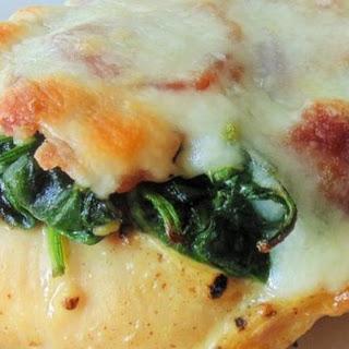 """""""Spinach Salad"""" Chicken Bake Recipe"""