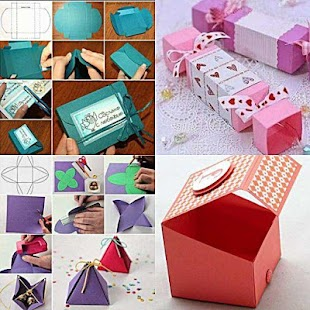 Homemade gift box ideas android apps on google play homemade gift box ideas screenshot thumbnail negle Gallery