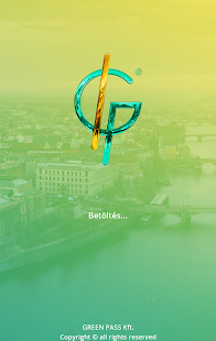 GREEN PASS APP - náhled