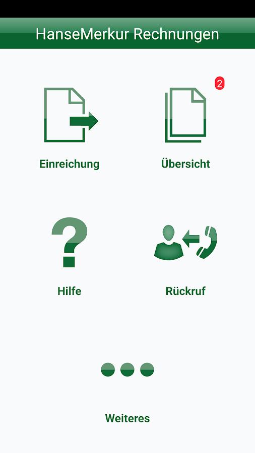 HanseMerkur RechnungsApp - Android Apps on Google Play