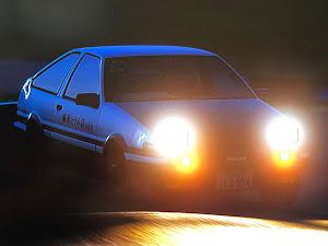 スプリンタートレノ AE86 AE86 GT-APEX 58年式のカスタム事例画像 lemoned_ae86さんの2019年05月21日17:36の投稿