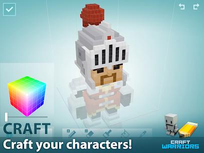 Craft Warriors 9