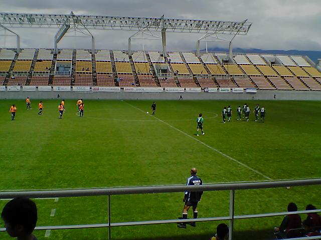 2006年7月2日松本山雅2-1長野エルザ