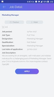 Job Offer Maldives - náhled