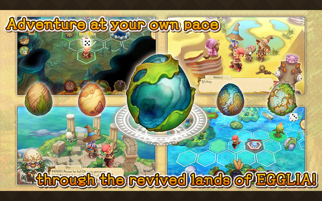 EGGLIA: Legend of the Redcap- screenshot