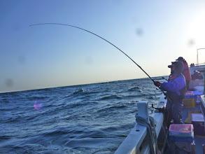 Photo: とにかく潮が落ち着かないことには・・・