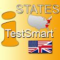 iTestSmart Statehood 01-10 US icon