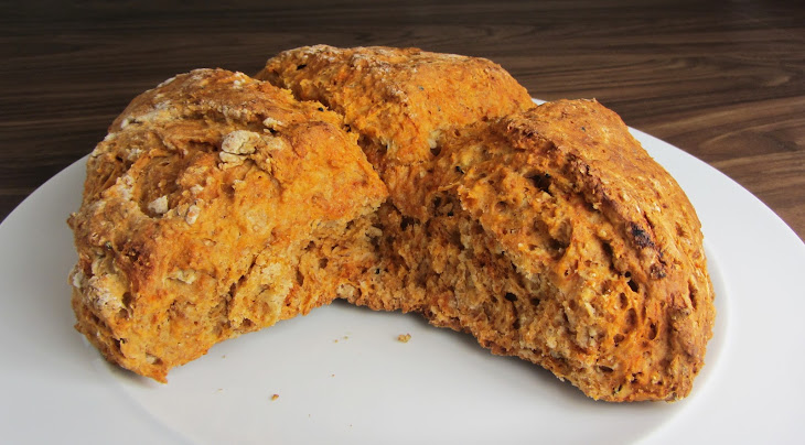 Tomato and Nigella Seed Soda Bread Recipe | Yummly